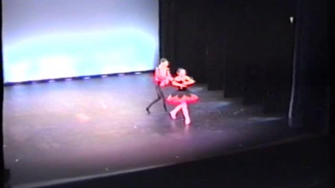 vestuario ballet clásico