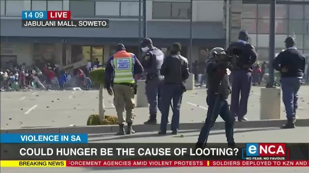 Sudáfrica... durante estos días.
