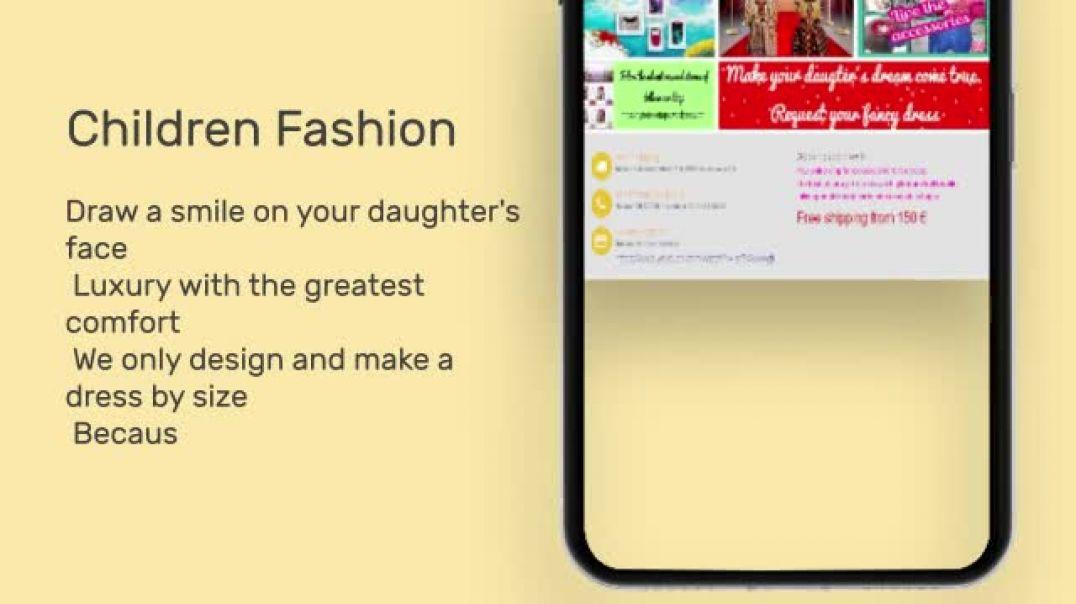 luxury fashion for children