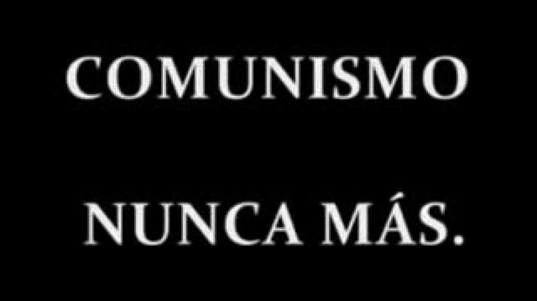 Comunismo Criminal y Asesino.