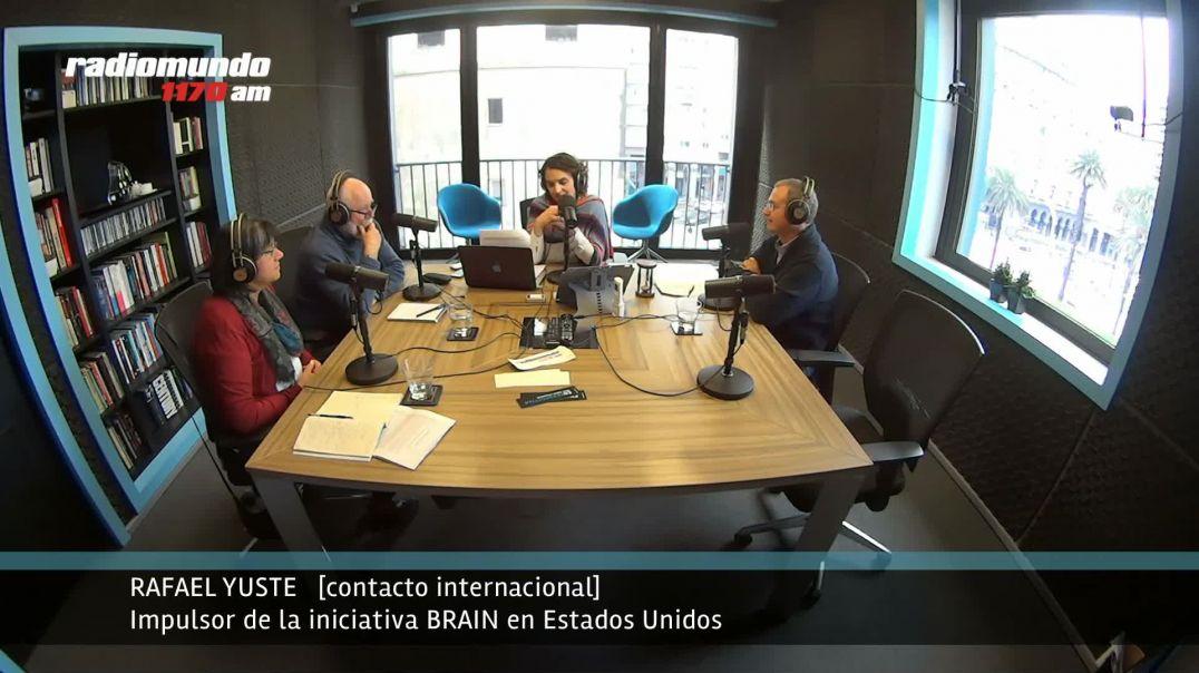 El control total de la mente-cerebro - Proyecto BRAIN - Dr. Rafael Yuste.