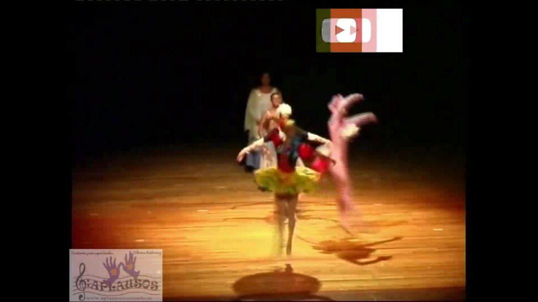 sastrería y vestuario para ballet y danza