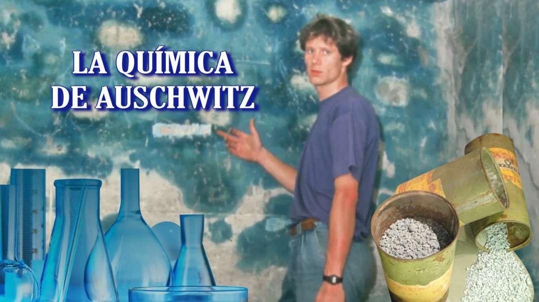 LA QUÍMICA DE AUSCHWITZ (y PARTE 3)