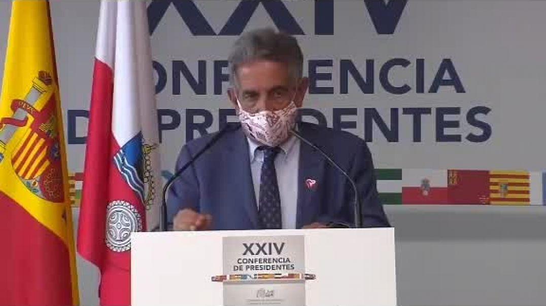 Miguel Ángel Revilla... Un corrupto Tragacionista amenazándonos con Kakuna obligatoria.