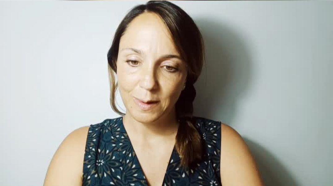 La biologa Almudena Zaragoza nos manda un mensaje por nuestros hijos desde BIOLOGOS POR LA VERDAD