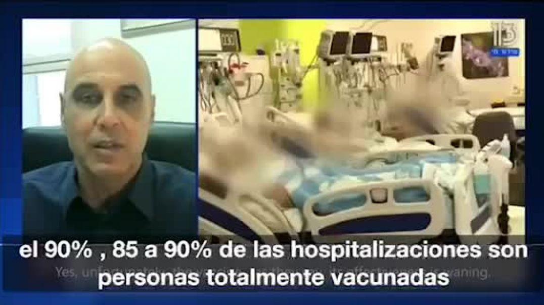 Dr. Kovi Haviv... Entre el 85 y 90% de los pacientes están kakunados.