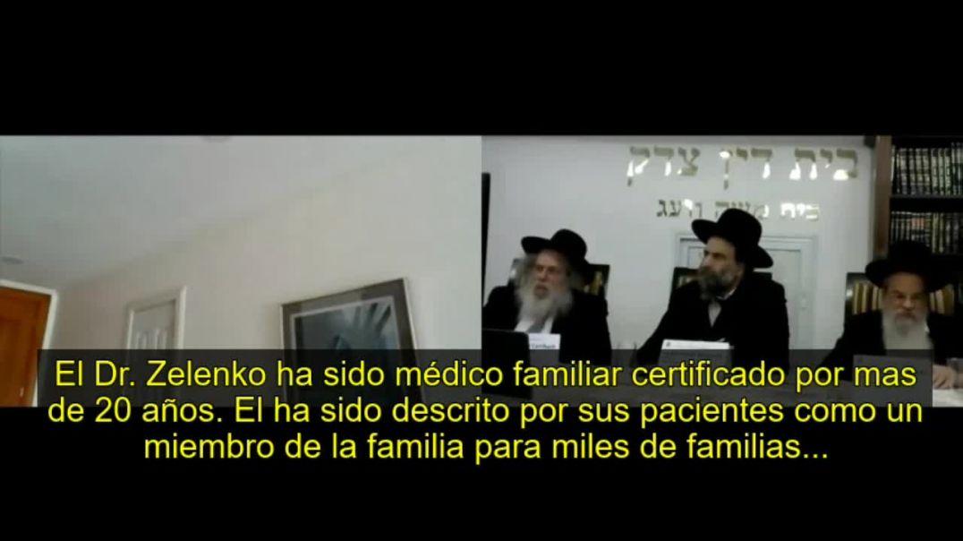 Dr. BLADIMIR ZELENKO ANTE LA CORTE RABÍNICA
