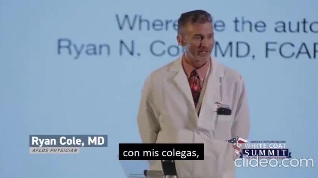 Dr. Ryan Cole- Kakunas Covid-19 y Autopsias - Proteína Spike.