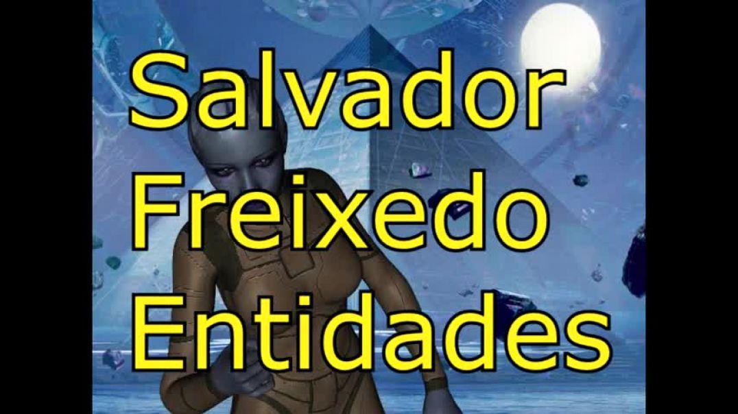 Salvador Freixedo Entidades Extrahumanas