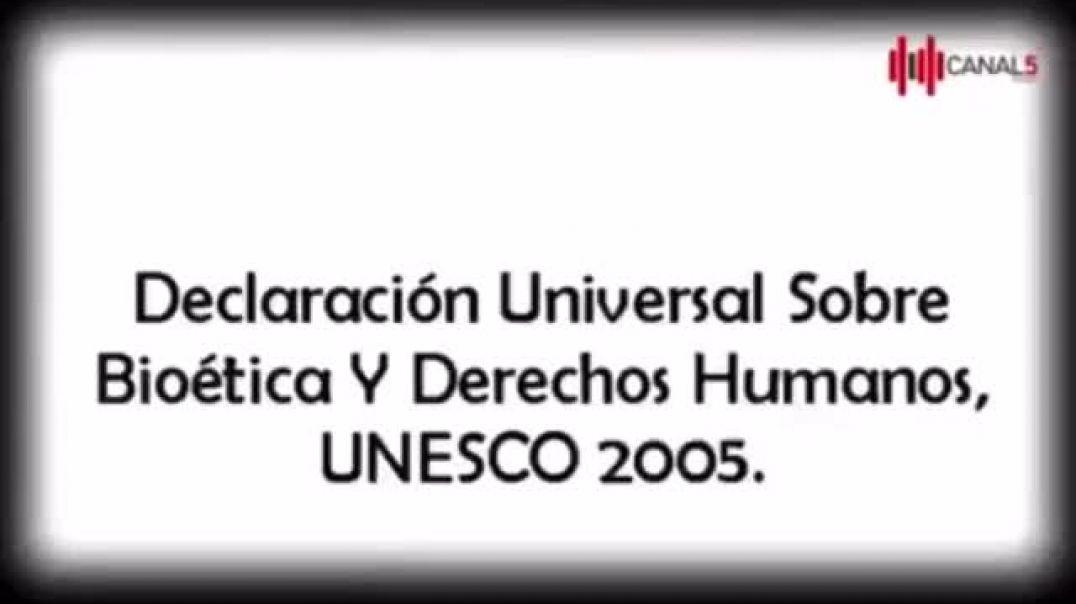 Declaración Universal sobre Bioética y Derechos Humanos