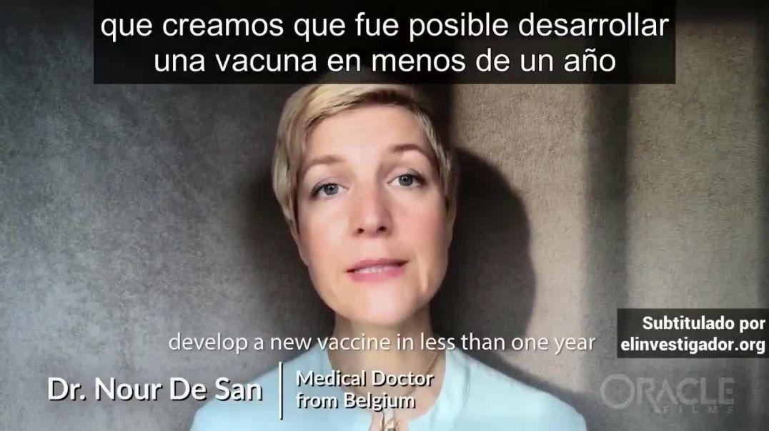 No es posible desarrollar una vacuna en menos de un año.
