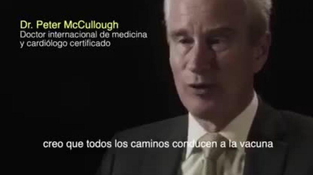 Dr. Peter McCulloug - Pasarán a la historia de los Crímenes cometidos por las autoridades.