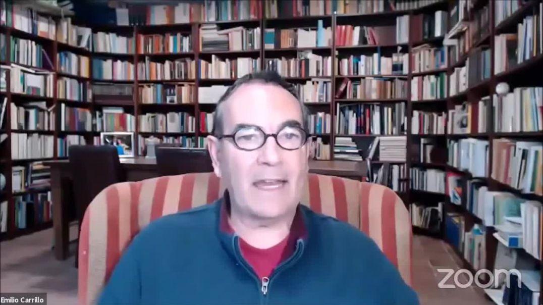 El economista Emilio Carrillo dice que estamos viviendo el mayor ensayo de ingenieria social en la h