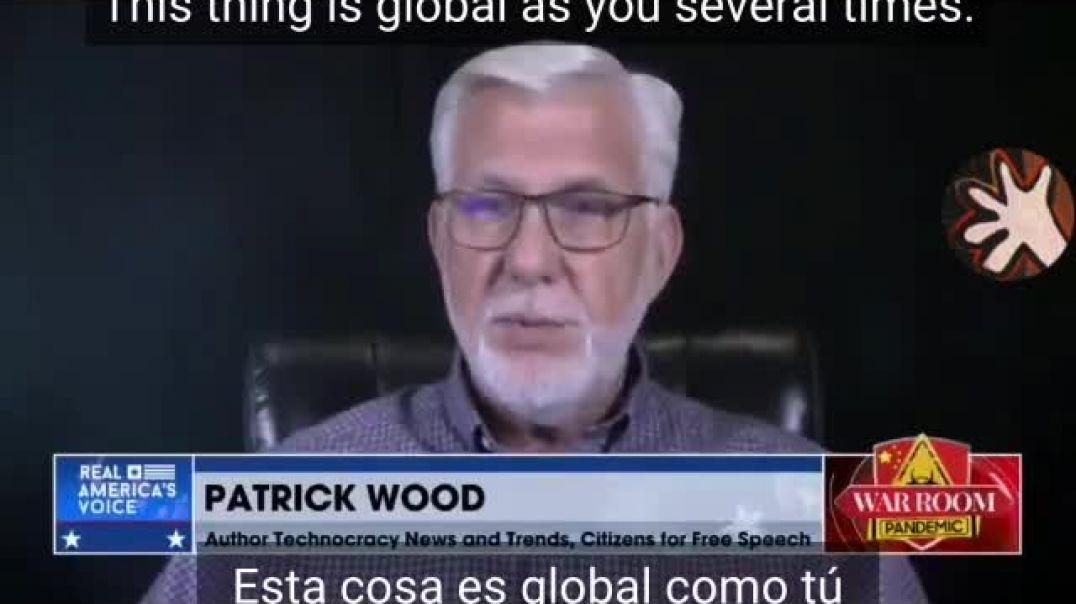 El analista financiero Patrick Wood afirma que las vacunas son un genocidio