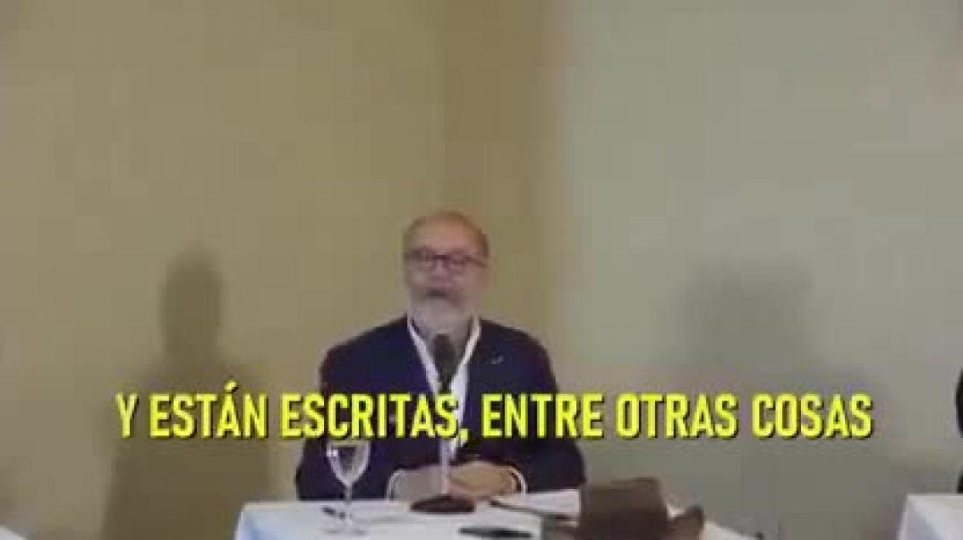 Biólogo Fernando López Mirones sobre la Kakuna de Pfizer.