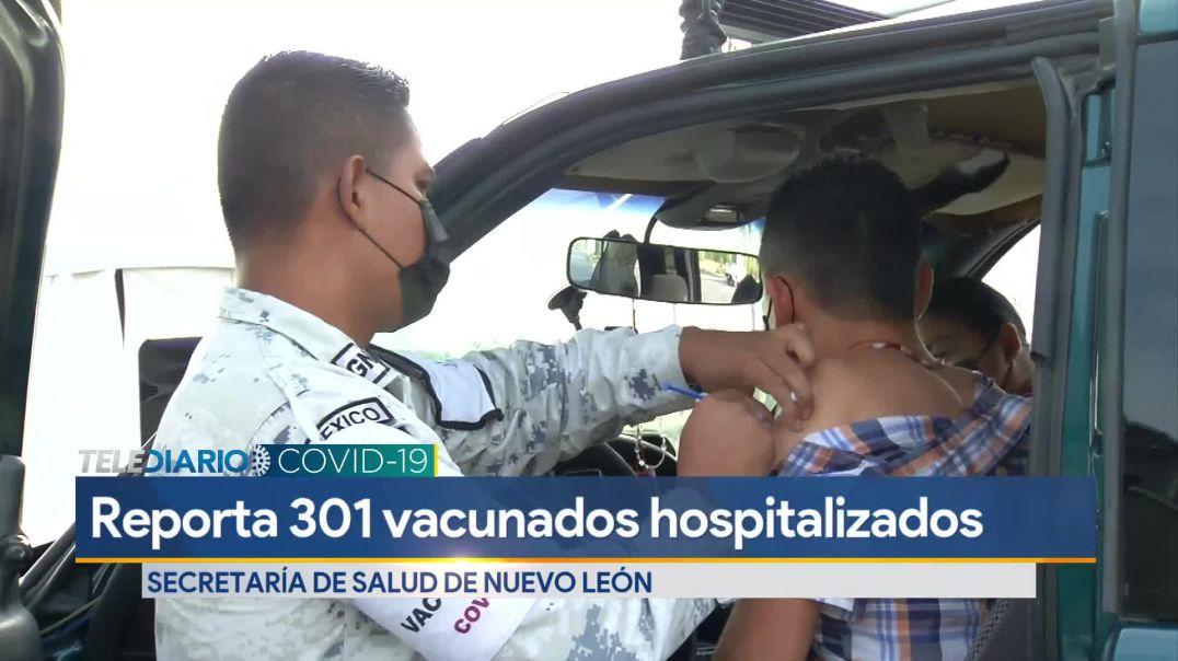 1Vacunados mueren y enferman de gravedad. México.