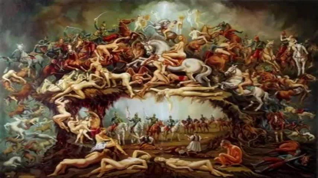 2) El Mesías Judío o el Rey del Mundo Revelado - Símbolos de la Conquista Mundial