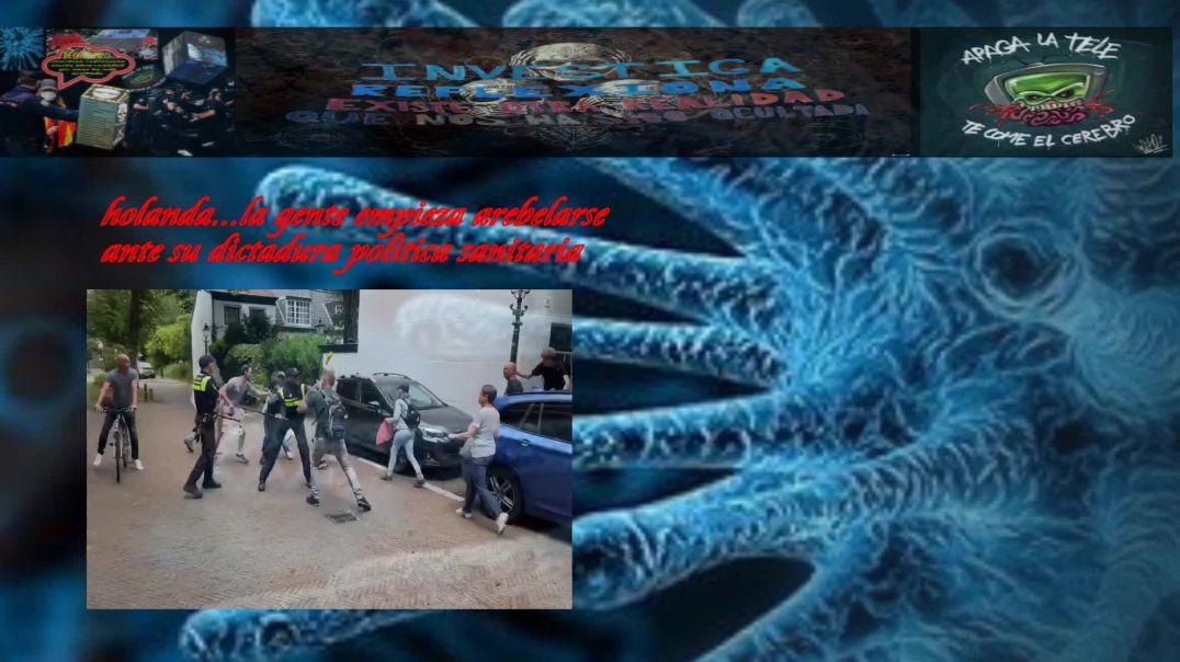 Un vídeo regalo de mi colega Ángel en contra de la Plandemia.