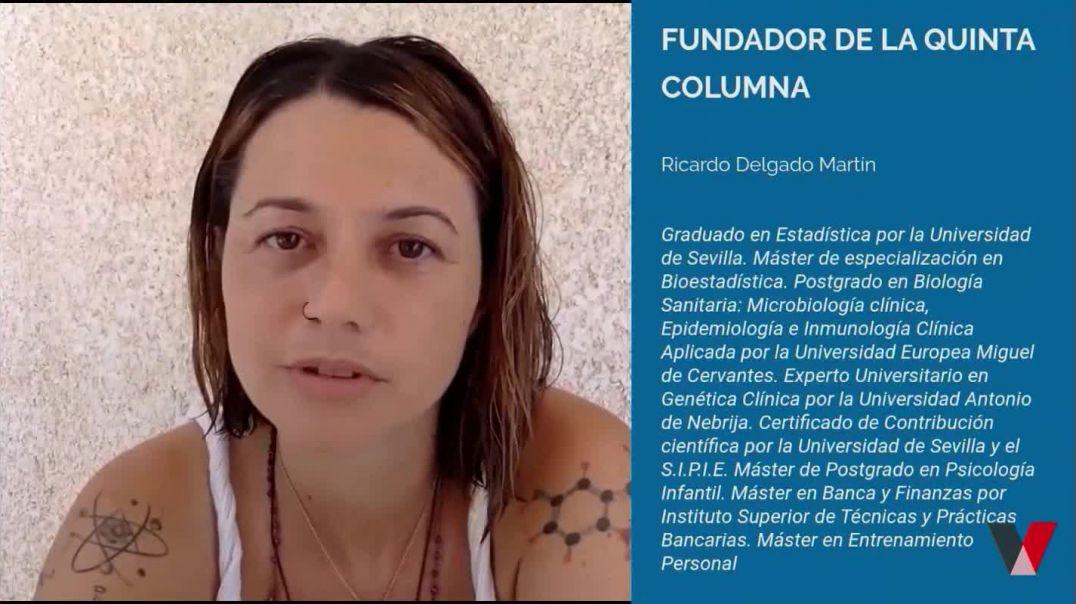 Isabel Blasco de Periodistas por la Verdad - Doctor Grafeno.