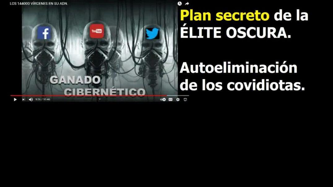 Plan secreto de la ÉLITE OSCURA