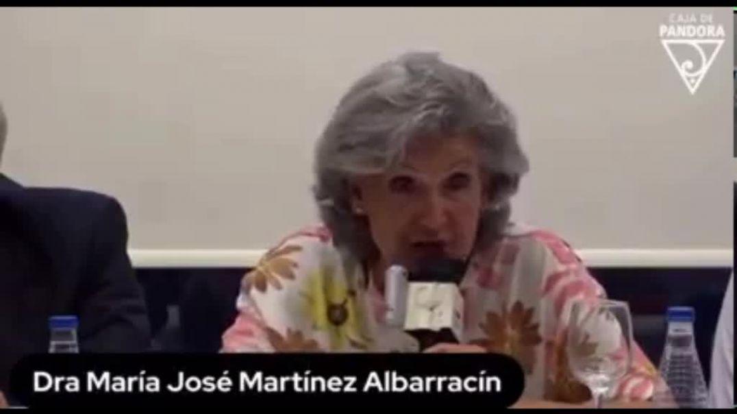 Dra. Mª. José Martínez Albarracín - Variantes.