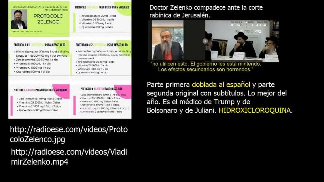 Doctor Zelenko compadece ante la Corte Rabínica de Jerusalén