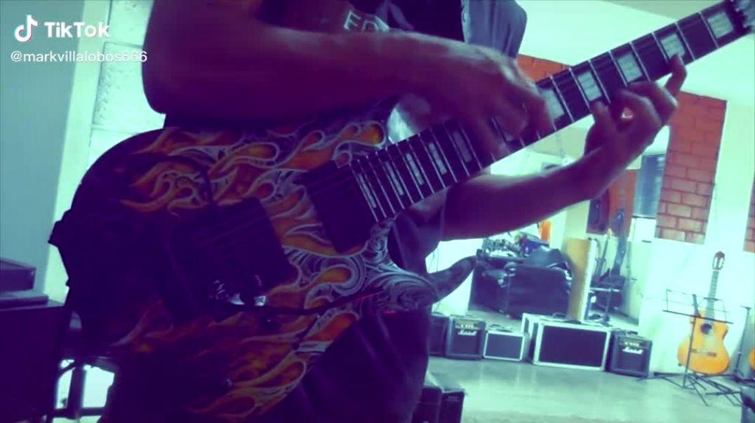 Mark Villa-Lobos- Guitar Solo #10
