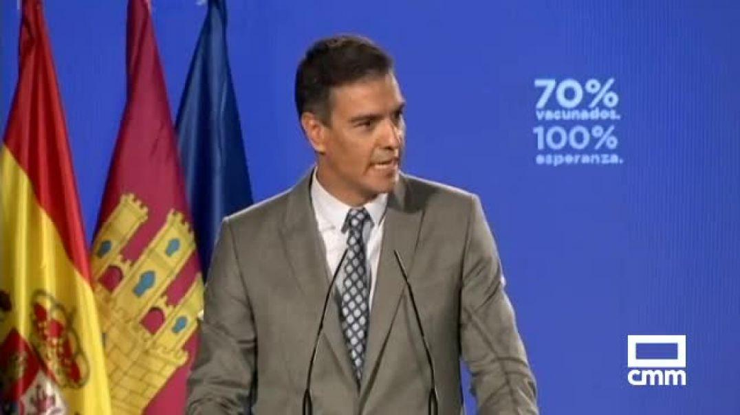 Pedro Sánchez el Kakunas... Información Concentración en directo en Madrid.