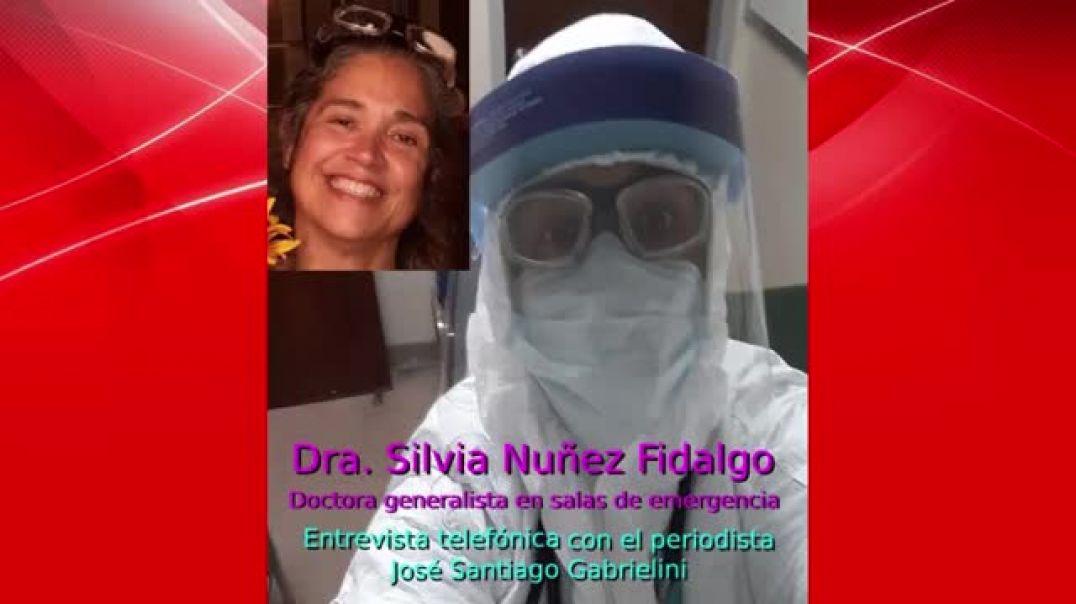 Dra. Silvia Núñez - Me siento más segura con el no kakunado.