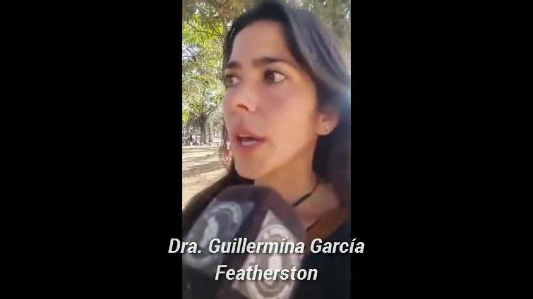 La vacuna experimental en Argentina.