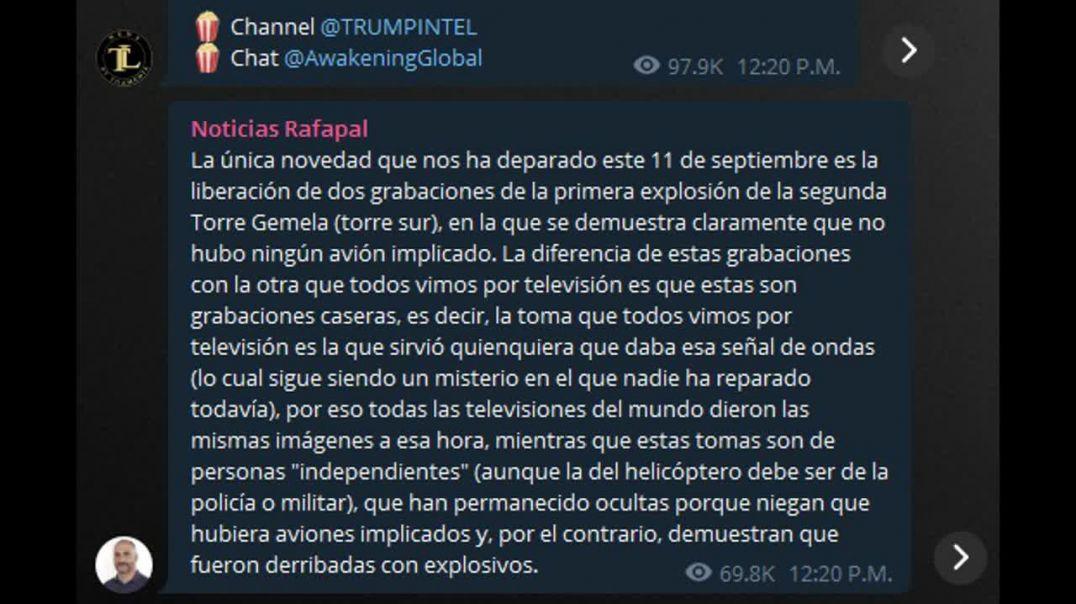11.S. Fakes  del RafaPaladas de desinformación... y los vídeos originales que le desmontan.