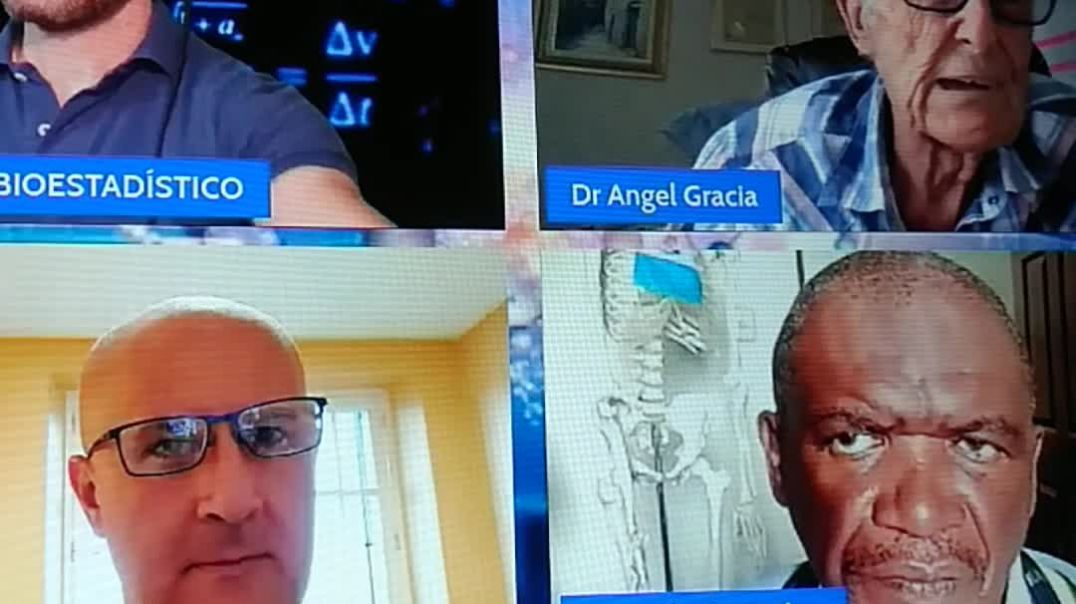 Dr. Ángel Gracia... ¡Zasca! para los Grafeneros.