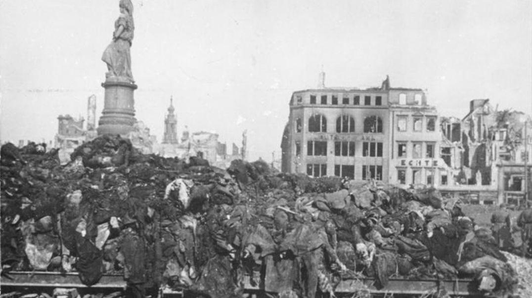 """Dresde - Otro crimen de """"los buenos"""""""