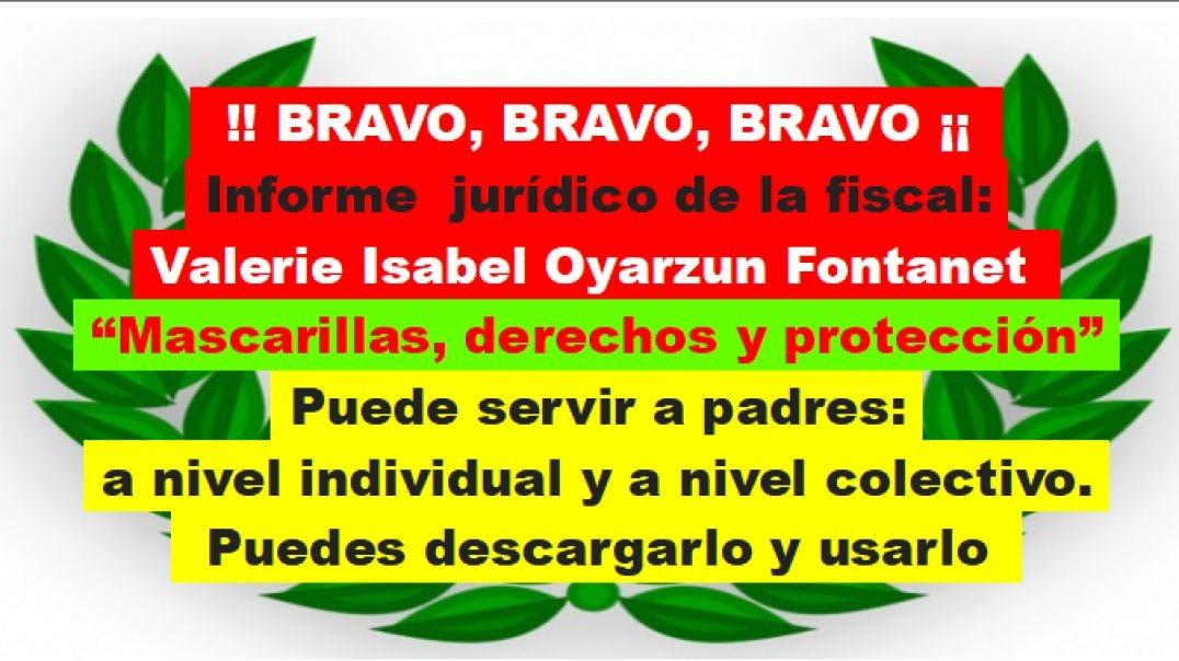 Descarga Informe Jurídico para evitar el abuso de Mascarillas, Derechos y Protección.