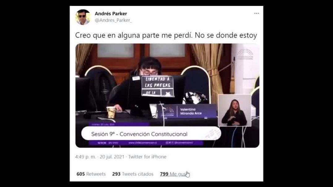 LA VERGUENZA DE CHILE: UNA PROMESA DE UNION Y DEMOCRACIA TERMINA EN DIVISIÓN, INTOLERANCIA, TOTALITA