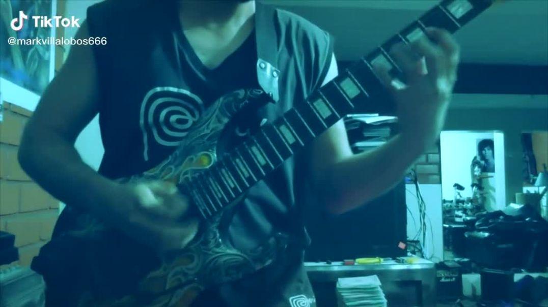 Mark Villa-Lobos- Guitar Solo #12