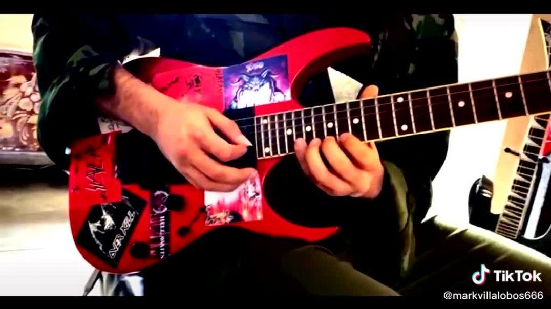 Mark Villa-Lobos-Playing with some Jason Becker