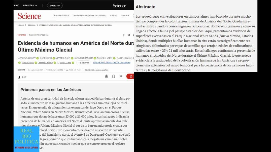 LOS PRIMEROS AMERICANOS (USA, NUEVO MEXICO
