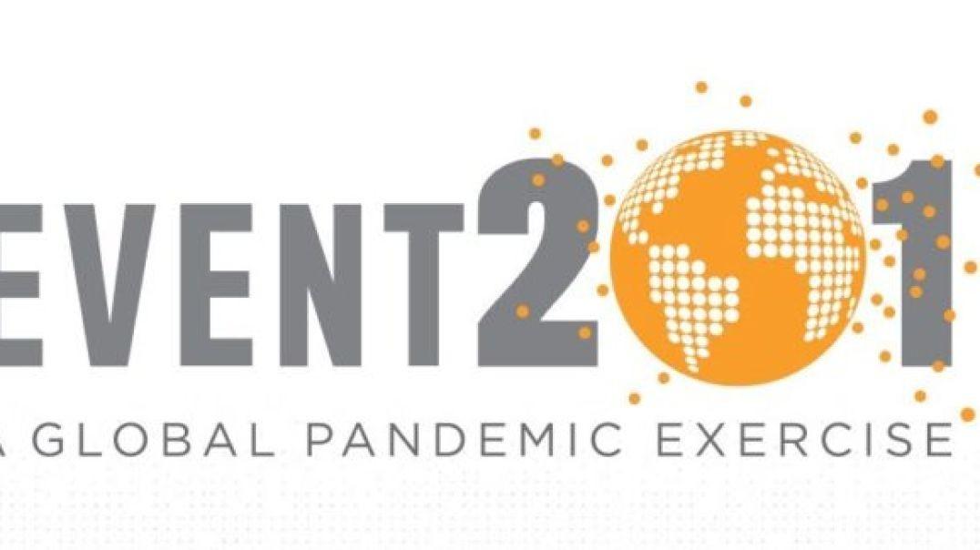 Evento 201 Ejercicio Plandémico.
