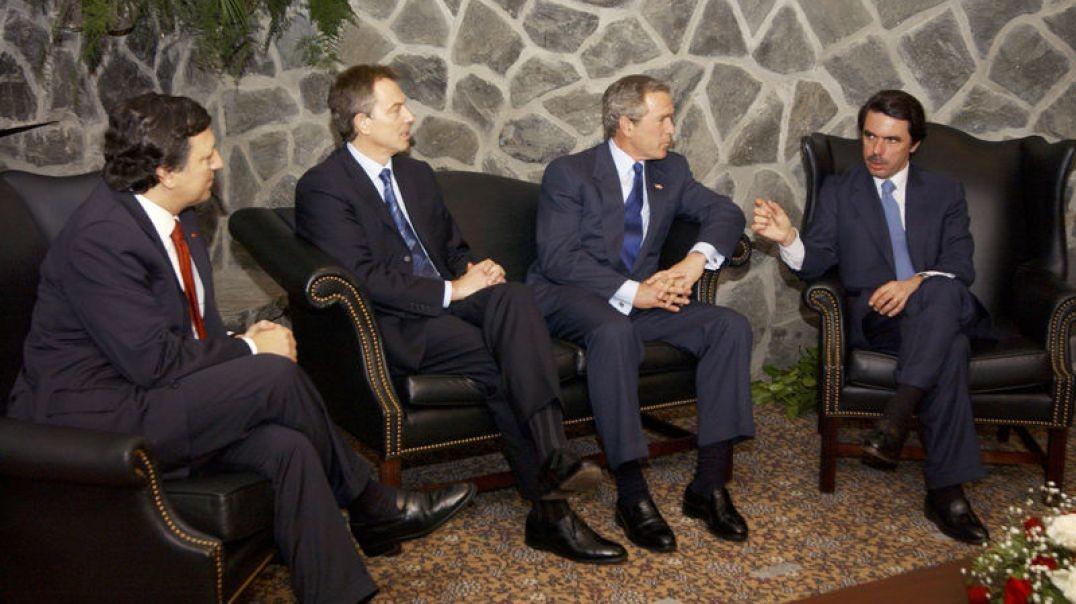 Iraq- Informe Chilcot . Bailr , Aznar - P.P = Partido Putrefacto.