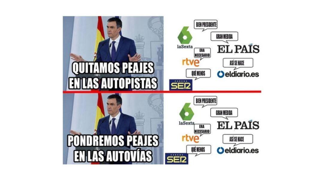 En España ya te cobran hasta por respirar y en 2024 pagarás por circular por las autovías.